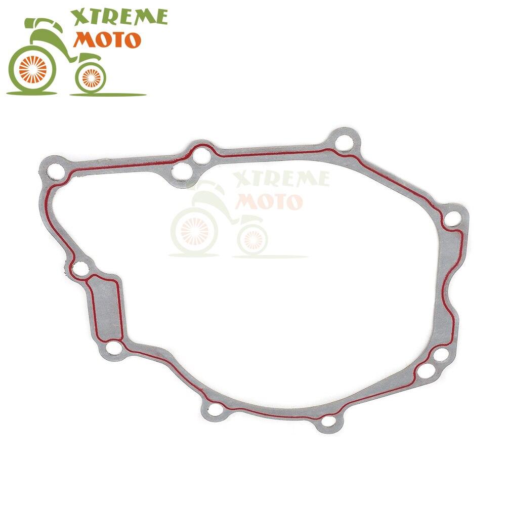 Engine Stator Cover Seal Gasket For Yamaha R6 2003-2005 R6S 2006-2009 FZ6 2004-2009 FZ6R 2009-2016