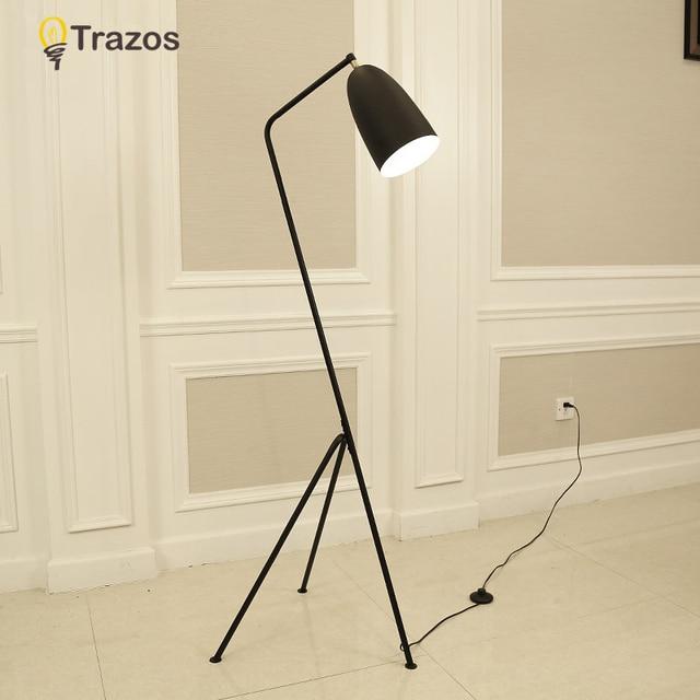 Modern Minimalist Industrial Floor Lamp Standing Lamps for Living ...
