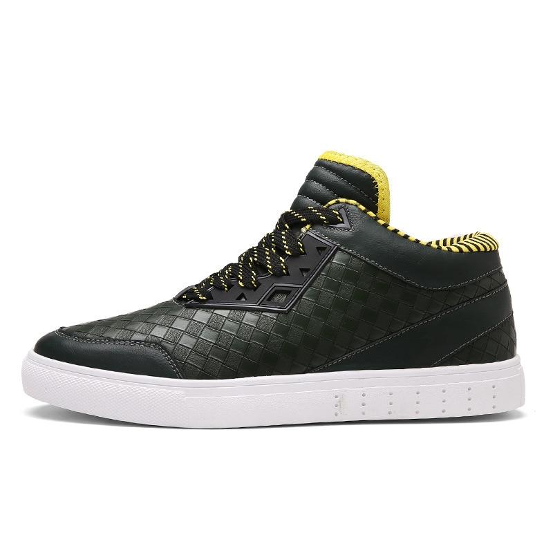 Knitting Shoes Suppliers : Aliexpress buy men pu leather shoes fashion flats