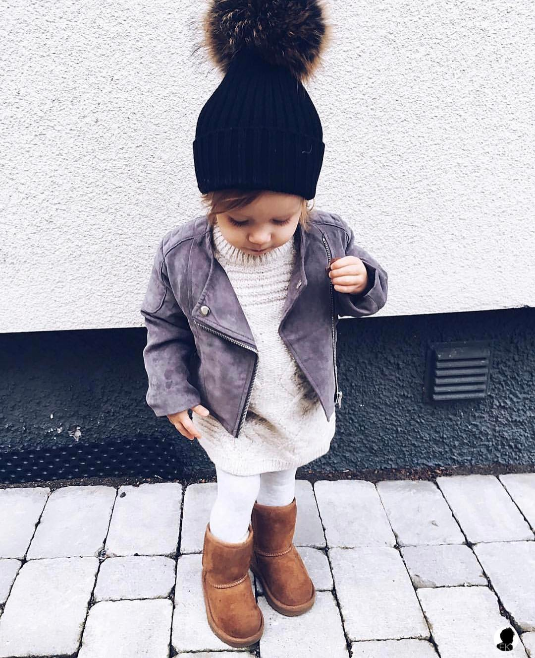 2018 Spring New Baby Leather Coat Fashion Kids Jackets Zipper Design Suede Jacket Children Motorcycle Jackets Outwear Costume