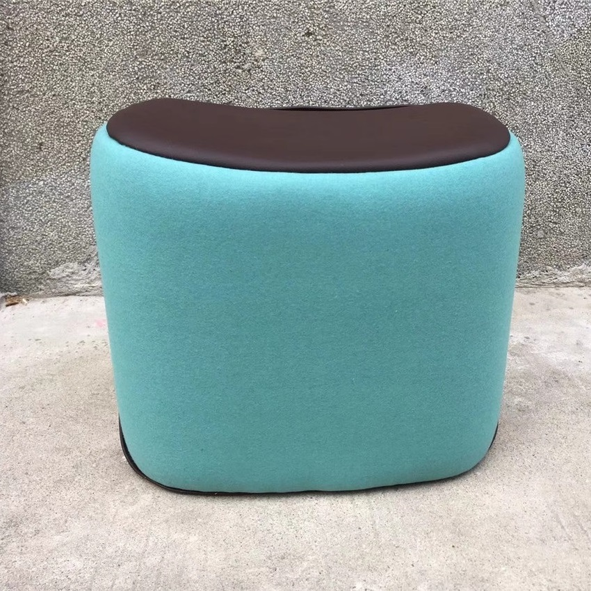 Remarkable Us 206 1 10 Off Living Room Chair Sofa Ottoman Makeup Stool Foot Stool Hi Q Microfiber Leather With Cashmere Portable Stool Shoe Ottoman In Stools Dailytribune Chair Design For Home Dailytribuneorg