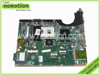 NOKOTION 580976 001 DA0UP6MB6F0 for hp pavilion DV6 DV6 2100 laptop motherboard PM55 GT210M DDR3