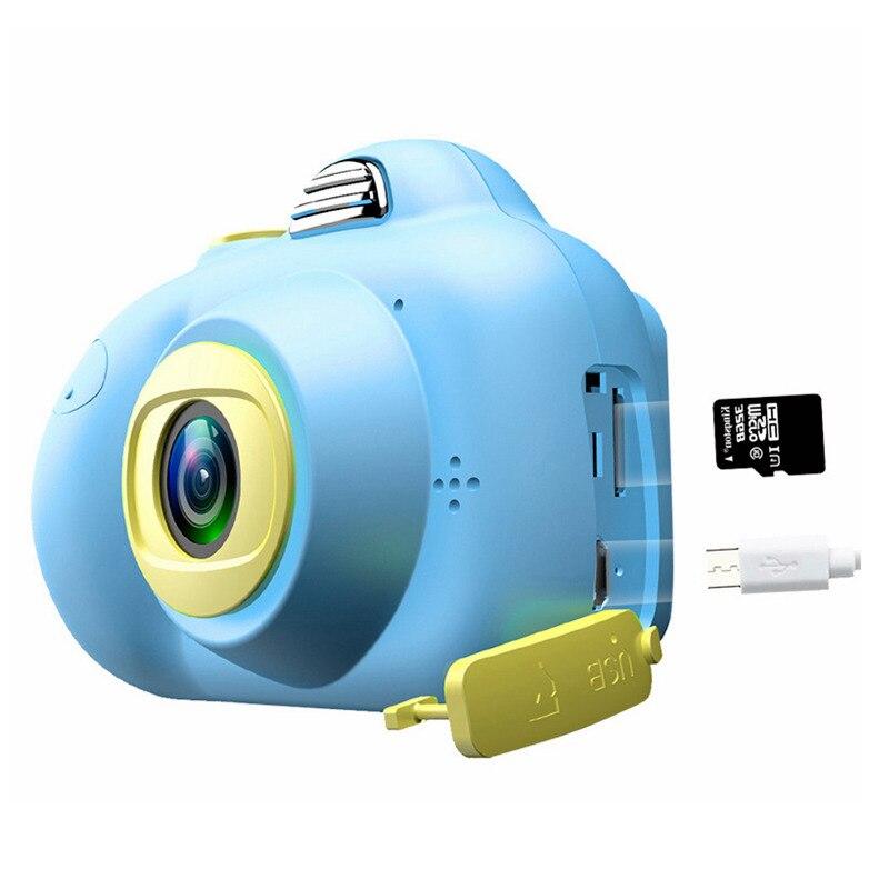 Enfants éducatifs enfant en bas âge jouet Photo caméra enfants Mini jouet numérique caméra Hd pour enfants bébé enfants - 6