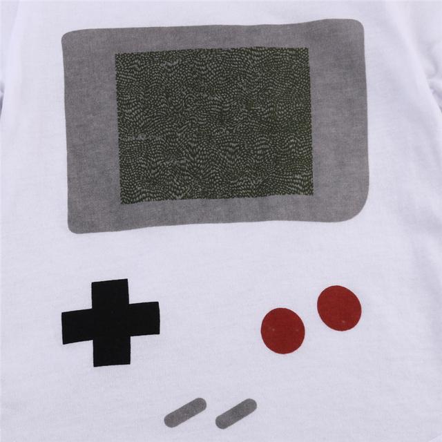 Body Bébé GameBoy Design