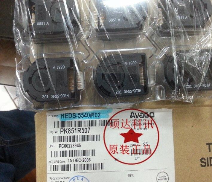 [VK]  original HEDS-5540#I02 HEDS-5540 I02 Encoders 3 Channel 512 CPR 3mm Metal CW[VK]  original HEDS-5540#I02 HEDS-5540 I02 Encoders 3 Channel 512 CPR 3mm Metal CW