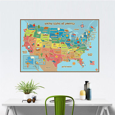 Popular Usa MapBuy Cheap Usa Map Lots From China Usa Map - Usa map buy