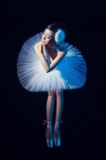 Ballet Dress Women White Swan Lake Dance Costume Ballerina Costumes Adults Collant Ballet Feminino Adulto