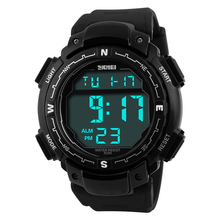 SKMEI Men Waterproof Sports Watches For Men Relogio Masculino Hot Digital Led Wrist Watch Reloj Shockproof