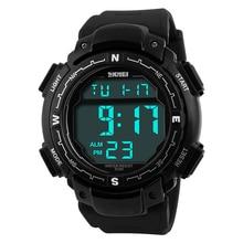 SKMEI Men Waterproof Sports Watches For Men Relogio Masculino Hot Digital Led Wrist Watch Reloj Shockproof Electronic Wristwatch