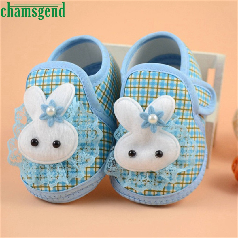 CHAMSGEND baby Shoes Fashion bloved kids Cute Newborn lovely Boy Soft Sole Crib Toddler Canvas Sneaker Best Seller S40