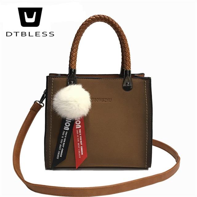 Women Bag Pu Leather Brand Name Las Handbag Purse High Quality Crossbody Bags Casual