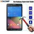Закаленное стекло для Samsung Galaxy Tab 4 8 0 T330 T331 T335 прозрачная защитная пленка без отпечатков пальцев для планшета HD