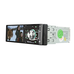 Image 5 - 4012B 1Din 12V 4.1inch Radio Tuner BT  MP4/MP5 Vehicle player Vehicle MP5 multifunctional player BT MP3 player