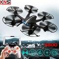 MJX Envío libre X800 2.4G 4CH 6-Axis Drone UAV Quadcopter RTF RC helicóptero Puede Añadir C4005 WIFI H107D FPV Cámara y C4002 VS H20