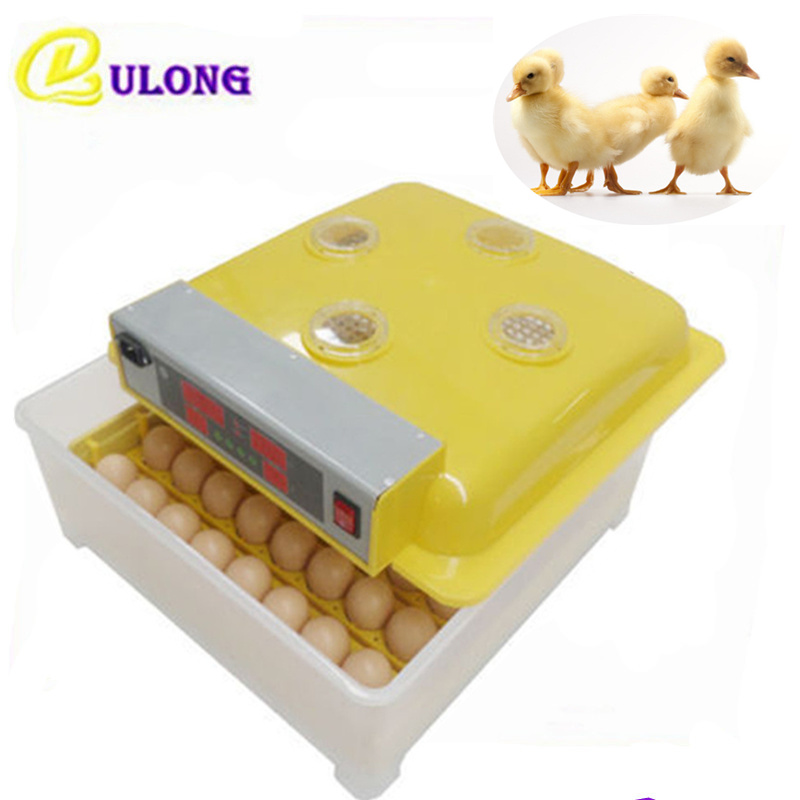 Mini household chicken eggs incubator digital temperature control auto hatcher machine hatching tool household mini small eggs incubator auto hatchers poultry hatching machine equipment tool electric chicken brooder