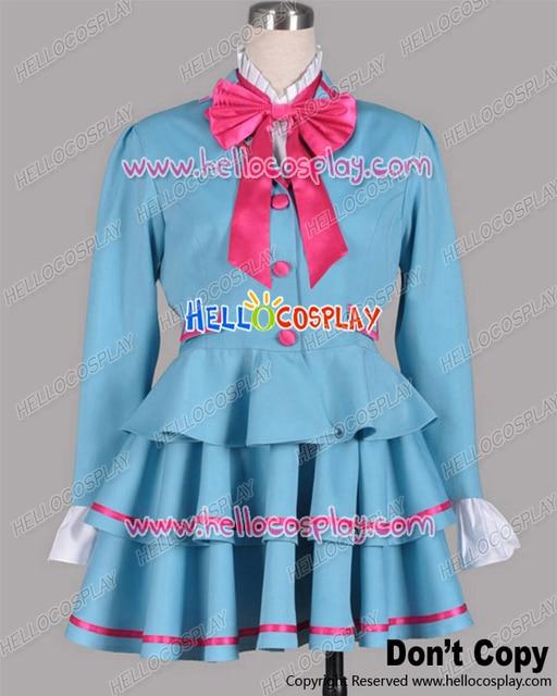 Suite Anvulkanisierten Pretty Cure Cosplay Private Aria Akademie Uniform Kostüm H008