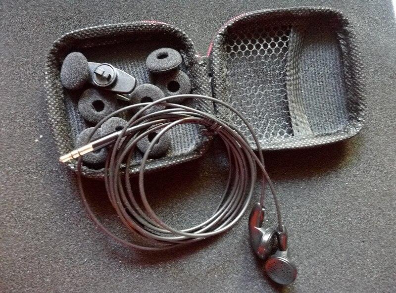 diy earphone pk1 pk2 SR2 16ohms/32ohms/150ohms TPE wire 1 2 pk