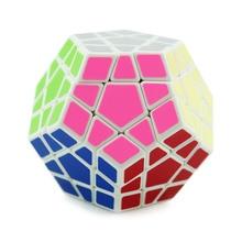 Magic cube For Shengshou Megaminx Dodecahedron magic Cube special Cubes Puzzles Twist Magic Toys For Children 2017 new shengshou 6x6x6 megaminx black white twist puzzle pvc