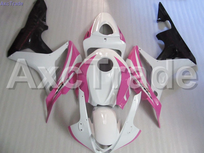 Fit For Honda CBR600RR CBR600 CBR 600 RR 2007 2008 F5 Motorcycle Fairing Kit High Quality ABS Plastic Injection Molding Pink high quality plastic pet preform mold injection plastic molds for arts and crafts