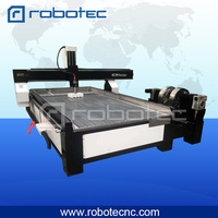 Cheap Plywood Mdf Foam Cnc Router Machine 3d China 4 Axis Cnc Router Engraver