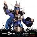 = = EM ESTOQUE CS Aurora Modelo Saint Seiya Shiryu de Dragão Preto Escuro TV ver. capacete Pano Mito Armadura De Metal Figura de Ação Brinquedo