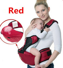 Discount! Baby Carrier Infant Backpack Carrier Outdoor Baby Hipseat Shoulder Sling Waist Stool
