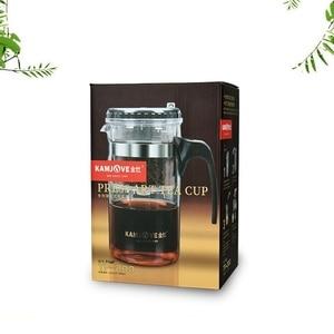 Image 5 - glass  tea pot 1000ml glass teapot elegant glass cup filter cup чайник заварочн
