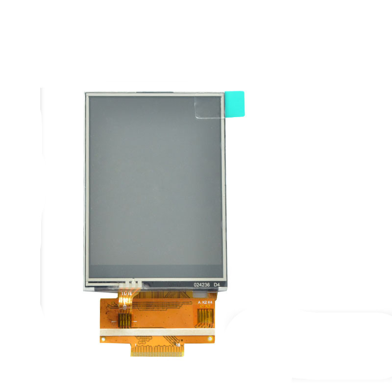2.4inch TFT 18 pins LCD SPI color screen 240*320 with touch panel display ILI9341 drive flat panel display