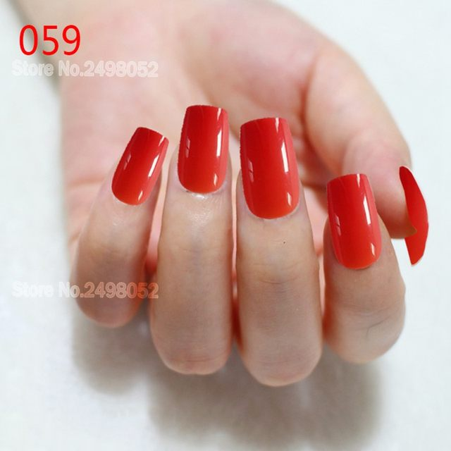 Online shop create new design flat top fake nails art tips hot red create new design flat top fake nails art tips hot red nails artificial pre designed nails girl diy false nail tips 27fn 059 prinsesfo Image collections