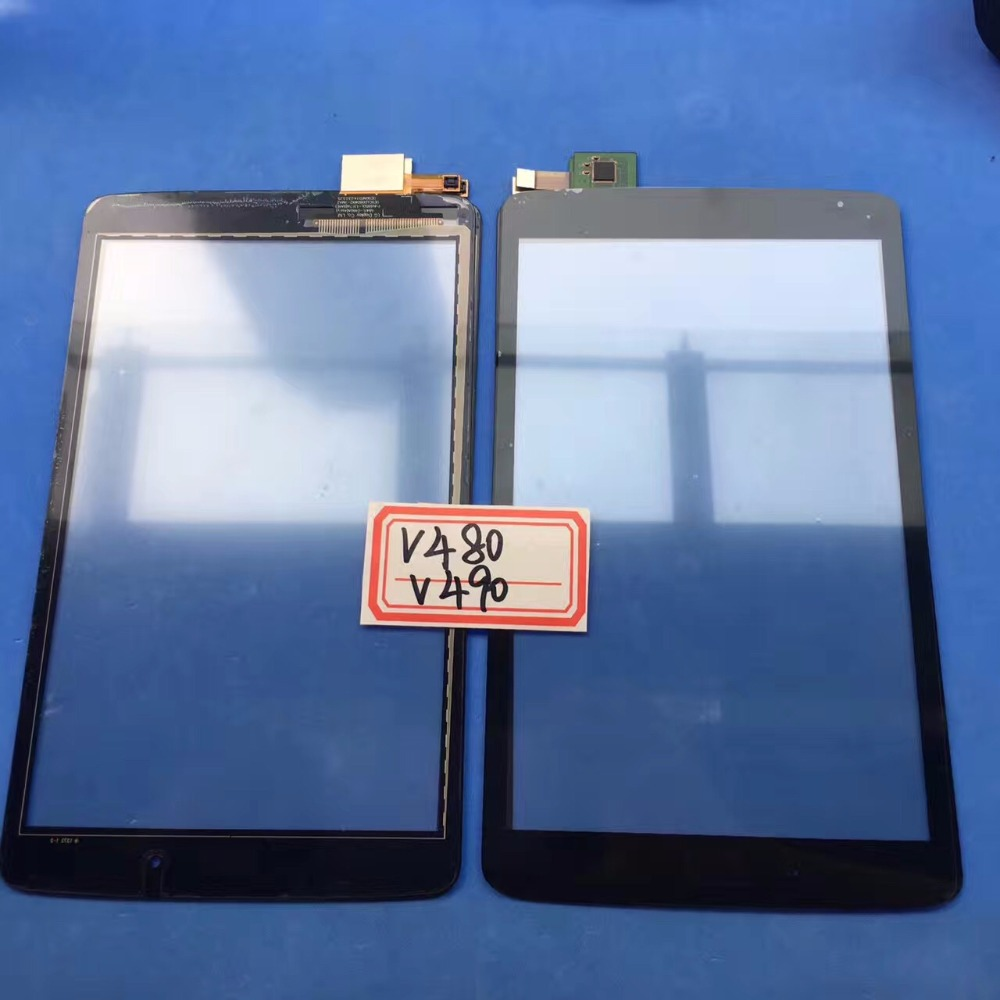 For asus memo pad hd7 me173 me173x k00b lcd for lg edition touch - New High Quality 8 0 Touch Screen Panel Front Glass Lens Sensor Replacement Parts For Lg