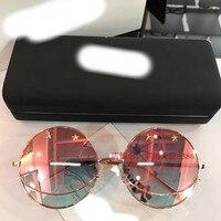 WC07216 2018 luxury Runway sunglasses women brand designer sun glasses for women Carter glasses