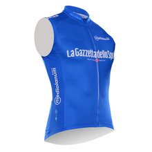 2016 cycling jersey pro team Men's Hot Tour de Italy cycling sleeveless jersey vest ropa ciclismo hombre maillot ciclismo Sport