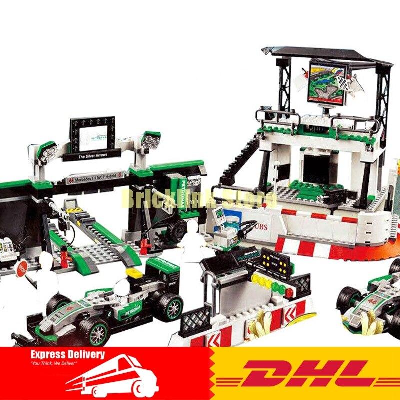 Lepin 28006 1016Pcs Super Racer PETRONAS Formula Team Building Blocks Compatible 75883 Brick Toy compatible with lego technic 75883 lepin 28006 1016pcs amg petronas formula one team building blocks bricks toys for children