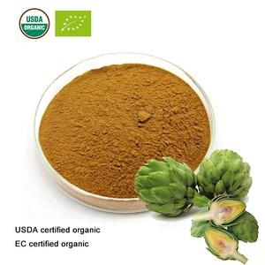 Image 1 - USDA and EC Certified organic Artichoke leaf extract 10:1 Cynarin