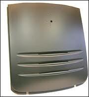 Big Plastic Plate Green ABS Injection Parts big plastic crowbar