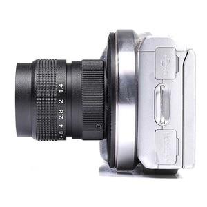 "Image 5 - Fujian 25 מ""מ טבעת C FX Adattatore C הרכבה טלוויזיה במעגל סגור עדשה לפוג י Fujifilm X A2 E2 X T1 C עבור FX x X Pro1 X E1 X M1 X A1 מצלמה"