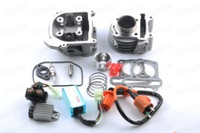 60cc Big Bore Performance Kit GY6 4T Agility 50cc Symply 50 50cc 139QMB Chinese Scooter Parts