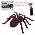 Nuevos niños de juguetes educativos mando a distancia por infrarrojos araña pequeña araña araña ultrarrealista y regalos niño puerta libre