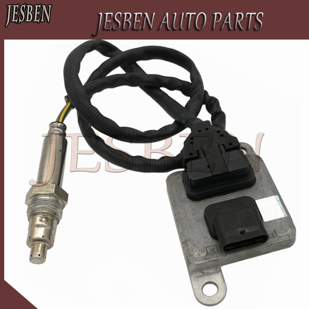 JESBEN nouveau capteur d'oxygène d'origine capteur Nox A0009053603 pour MERCEDES-BENZ-W205 W166 GLE350/400 ML350 No #5WK9 6683D 5WK96683D