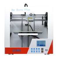 High Quality 3D Printer With 3.5 inch LCD Full color Touch Screen Can Upgraded Laser Engraving 3 D Printer Support WIFI Printing