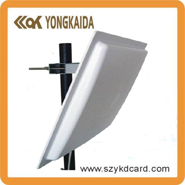 Yongkaida 1pcs 20m Long Reding Range EPC Gen2 Reading Distance UHF rfid nfc reader writer with lan interface