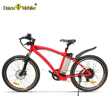 """48V 500W 26inch MTB Electric Bike 48V 12Ah Lithium Battery Mountain Aluminum Alloy 45km/h Fast Speed 26"""" 2.125 Tire LCD Display"""
