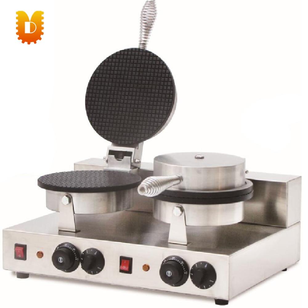 double cone waffle making machine rotate waffle maker bar waffle maker waffle maker cone maker heart shap waffle making machine
