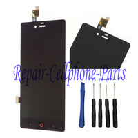 5 Inch Black Full LCD DIsplay Touch Screen Digitizer Assembly Replacement For ZTE Nubia Z9 Mini