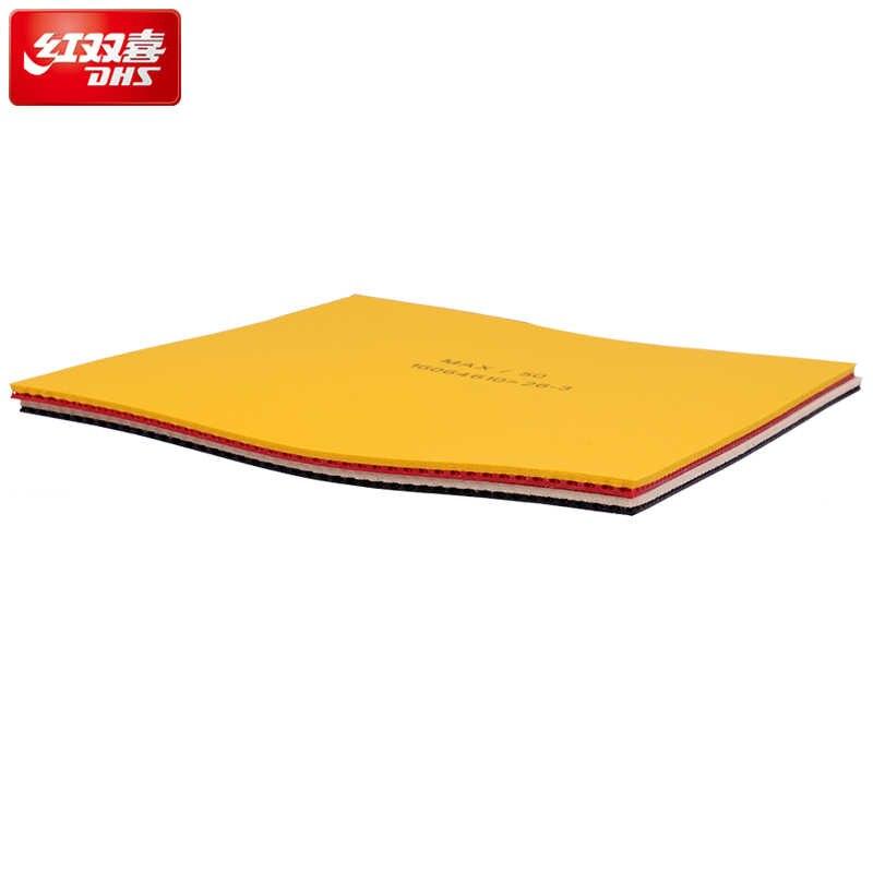 Orijinal DHS GoldArc 5 8 GoldArc5 GoldArc-5 GoldArc8 GoldArc-8 tırtıl-in Masa Tenisi Ping Pong Kauçuk Sünger Ile
