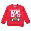 Autumn Winter Cotton Kids T Shirt MAKU Cartoon Monkey Car Children Pullovers Tee Boy Clothes Long Sleeve Baby Boys Girls T-Shirt
