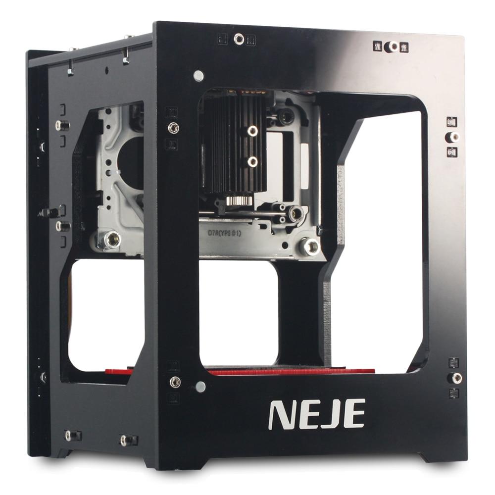 NEJE DK-8-KZ 3D 1000 МВт высокомощный лазерный гравер принтер крутая резак машина
