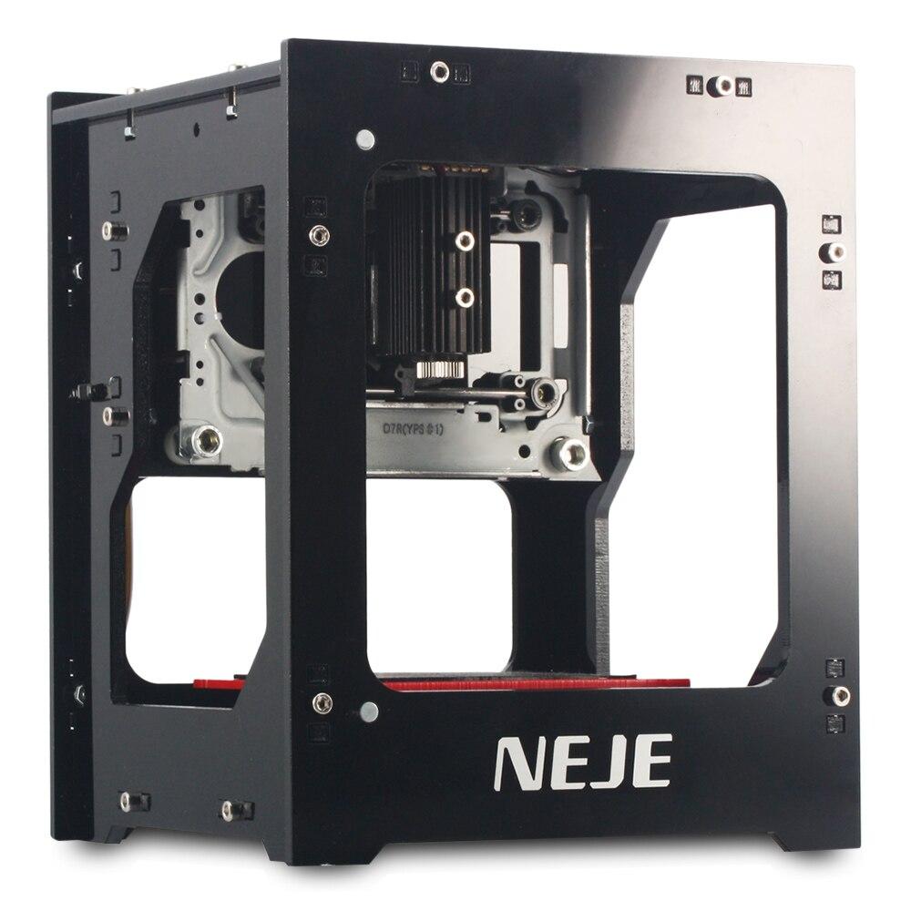 NEJE DK-8-KZ 3D 1000 MW de alta potencia de láser grabador de genial de la máquina de corte