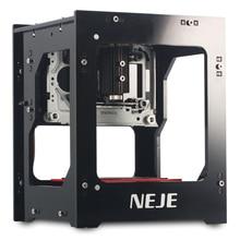 NEJE DK-8-KZ 3D 1000 МВт высокое Мощность принтер лазерный гравер Прохладный резак машины