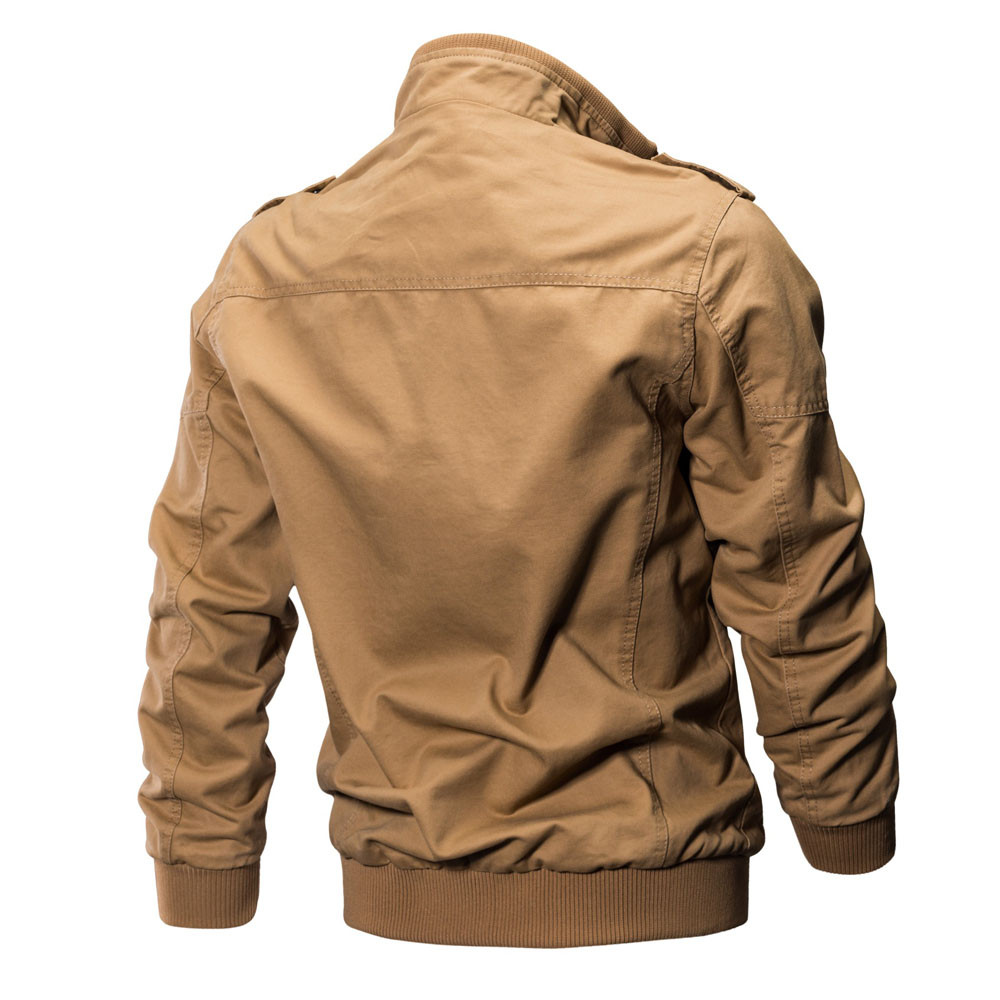 Men Clothes Coat Military bomber men jacket Tactical Outwear Breathable Light Windbreaker jackets Dropshipping 2